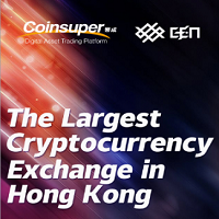 coinsuper exchange cryptocurrency HONG KONG