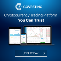 covesting trade exchange cryptocurrency